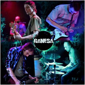 Russian band Ganesa